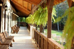 Handelsonderneming Kirkels veranda