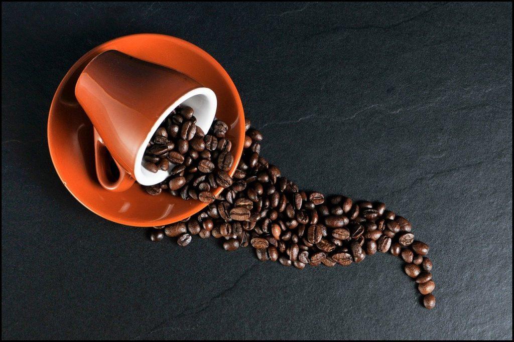 Koffiezetapparaat voor op reis